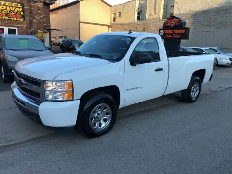2009 Chevrolet Silverado 1500 for sale at STEEL TOWN PRE OWNED AUTO SALES in Weirton WV