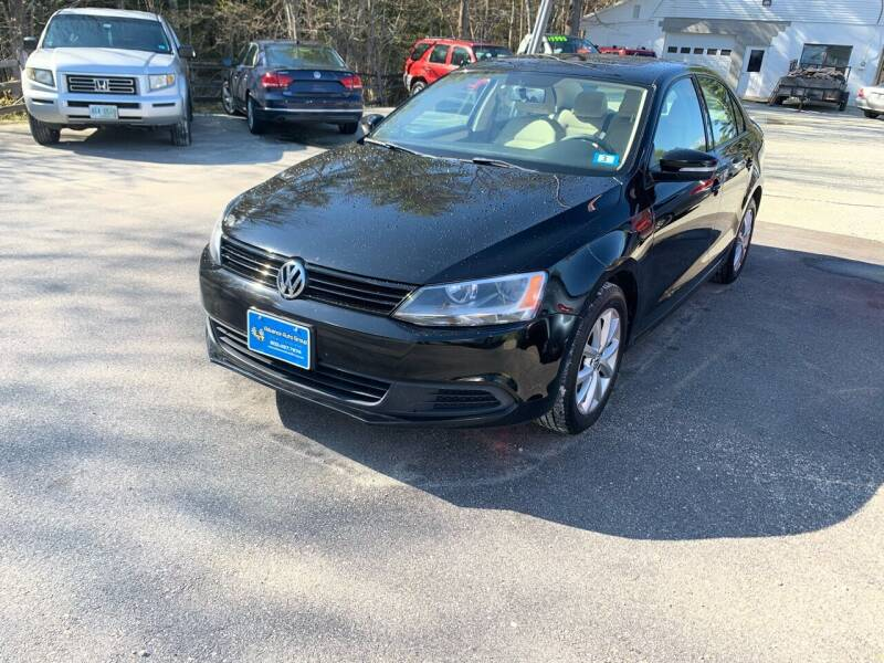 2011 Volkswagen Jetta for sale at Advance Auto Group, LLC in Chichester NH