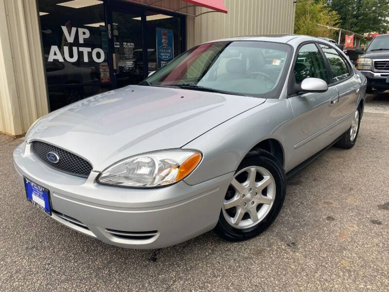 2007 Ford Taurus for sale at VP Auto in Greenville SC
