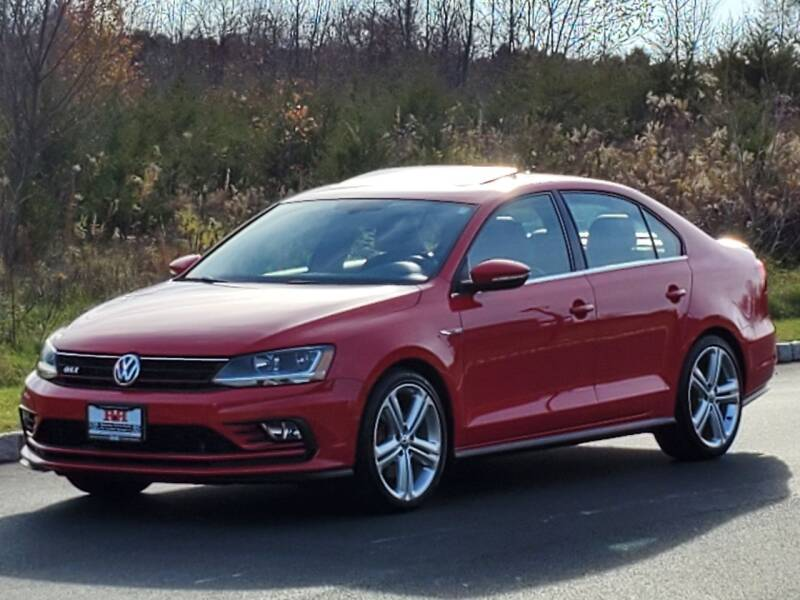2017 Volkswagen Jetta for sale at R & R AUTO SALES in Poughkeepsie NY
