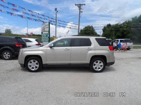 2013 GMC Terrain for sale at Town and Country Motors in Warsaw MO