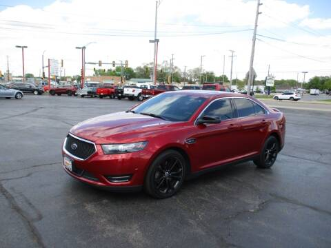2013 Ford Taurus for sale at Windsor Auto Sales in Loves Park IL