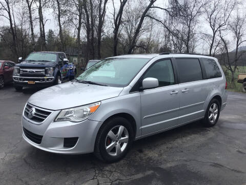 2009 Volkswagen Routan for sale at AFFORDABLE AUTO SVC & SALES in Bath NY
