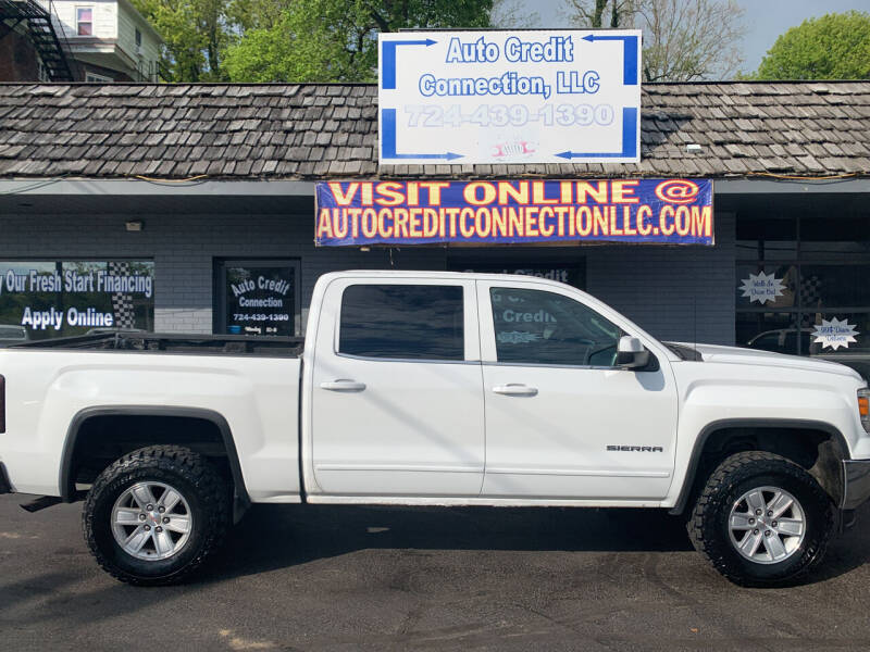 2014 GMC Sierra 1500 for sale at Auto Credit Connection LLC in Uniontown PA
