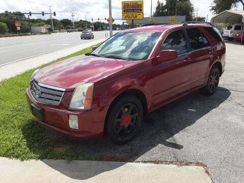 2004 Cadillac SRX for sale at Easy Credit Auto Sales in Cocoa FL