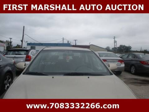 2008 Hyundai Elantra for sale at First Marshall Auto Auction in Harvey IL