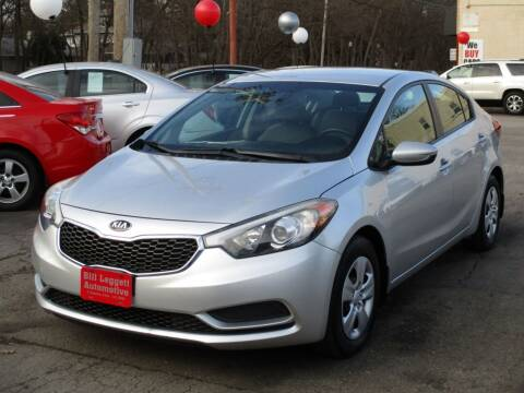 2014 Kia Forte for sale at Bill Leggett Automotive, Inc. in Columbus OH
