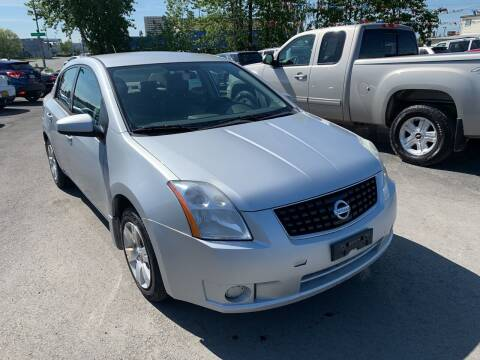 2009 Nissan Sentra for sale at ALASKA PROFESSIONAL AUTO in Anchorage AK