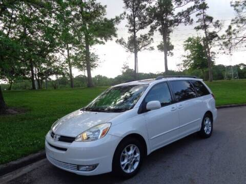 2005 Toyota Sienna for sale at Houston Auto Preowned in Houston TX