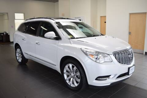 2016 Buick Enclave for sale at BMW OF NEWPORT in Middletown RI