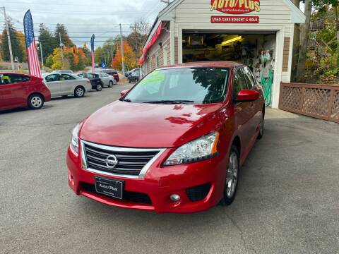 2014 Nissan Sentra for sale at Auto Plus in Amesbury MA