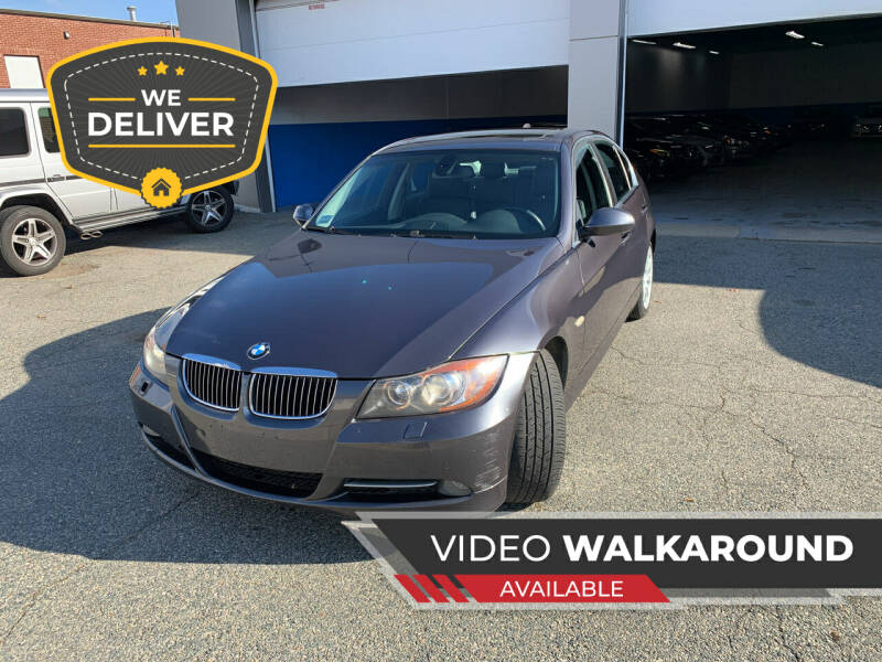 2008 BMW 3 Series for sale at Auto Sales on Broadway in Norwood MA