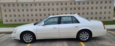2009 Cadillac DTS for sale at MG Autohaus in New Caney TX