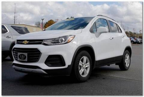 2020 Chevrolet Trax for sale at WHITE MOTORS INC in Roanoke Rapids NC