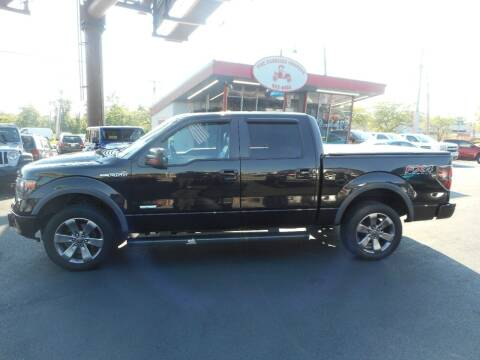 2013 Ford F-150 for sale at The Carriage Company in Lancaster OH