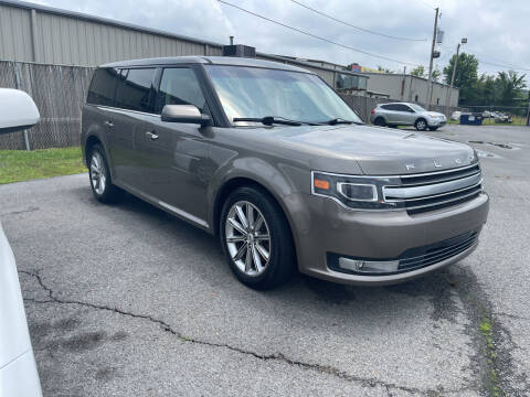 2013 Ford Flex for sale at Auto Credit Xpress in North Little Rock AR