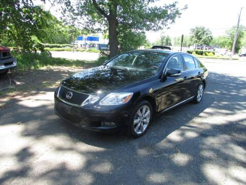 2008 Lexus GS 350 for sale at Nutmeg Auto Wholesalers Inc in East Hartford CT