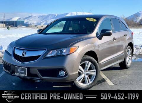 2013 Acura RDX for sale at Premier Auto Group in Union Gap WA