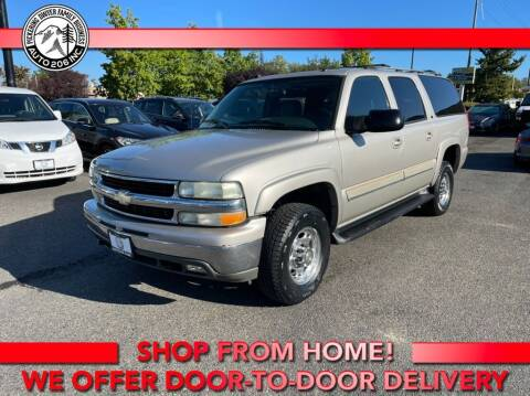 2005 Chevrolet Suburban for sale at Auto 206, Inc. in Kent WA