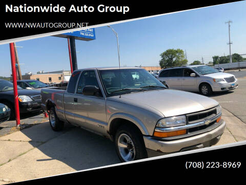 1999 Chevrolet S-10 for sale at Nationwide Auto Group in Melrose Park IL