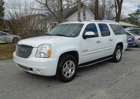 2008 GMC Yukon XL for sale at Ridetime Auto in Suffolk VA