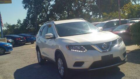 2016 Nissan Rogue for sale at Global Vehicles,Inc in Irving TX