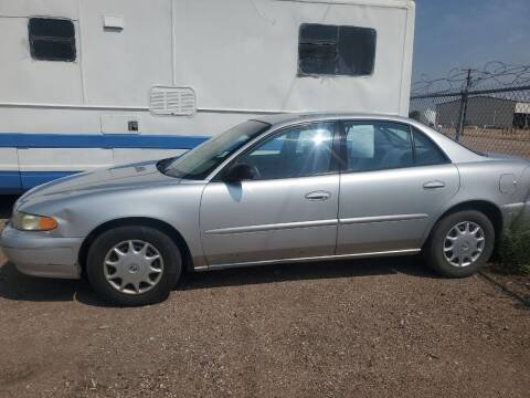 2003 Buick Century for sale at PYRAMID MOTORS - Fountain Lot in Fountain CO