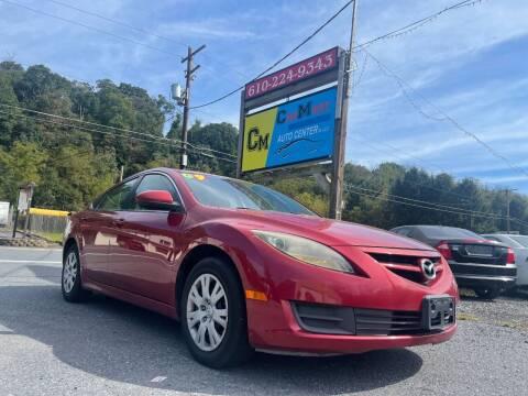 2009 Mazda MAZDA6 for sale at Walnutport Carmart in Walnutport PA