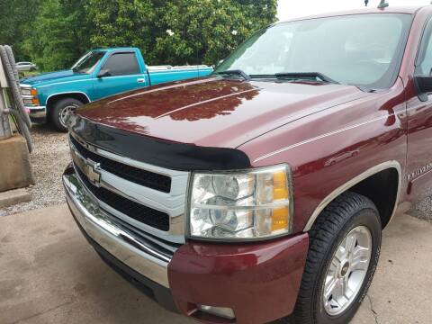 2008 Chevrolet Silverado 1500 for sale at VAUGHN'S USED CARS in Guin AL