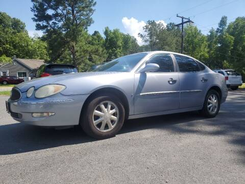 2006 Buick LaCrosse for sale at Tri State Auto Brokers LLC in Fuquay Varina NC