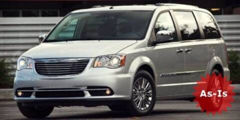 2011 Chrysler Town and Country for sale at Stephen Wade Pre-Owned Supercenter in Saint George UT
