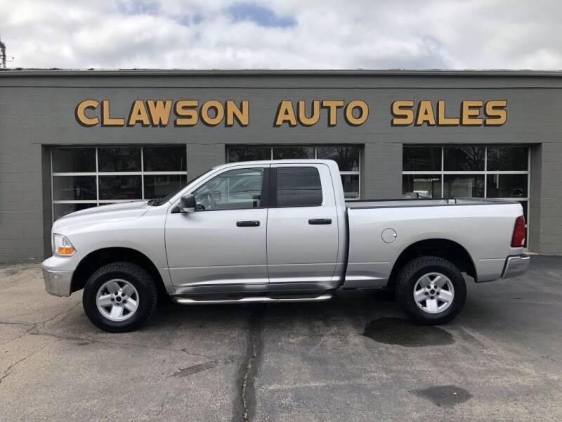 2009 Dodge Ram Pickup 1500 for sale at Clawson Auto Sales in Clawson MI