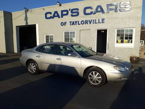 2007 Buick LaCrosse for sale at Caps Cars Of Taylorville in Taylorville IL