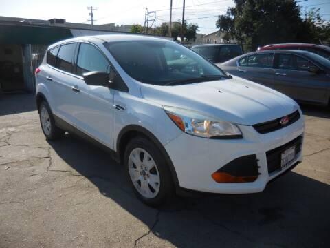 2014 Ford Escape for sale at ARAX AUTO SALES in Tujunga CA