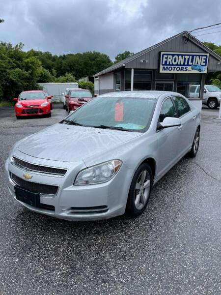 2011 Chevrolet Malibu for sale at Frontline Motors Inc in Chicopee MA