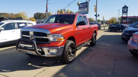 2009 Dodge Ram Pickup 1500 for sale at Madison Motor Sales in Madison Heights MI