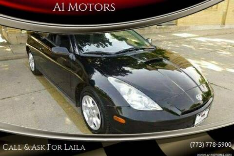 2003 Toyota Celica for sale at A1 Motors Inc in Chicago IL