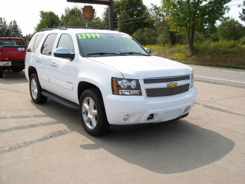 2011 Chevrolet Tahoe for sale at Summit Auto Inc in Waterford PA