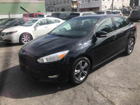 2017 Ford Focus for sale at Independent Auto Sales in Pawtucket RI