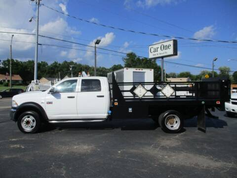 2012 RAM Ram Chassis 5500 for sale at Car One in Murfreesboro TN