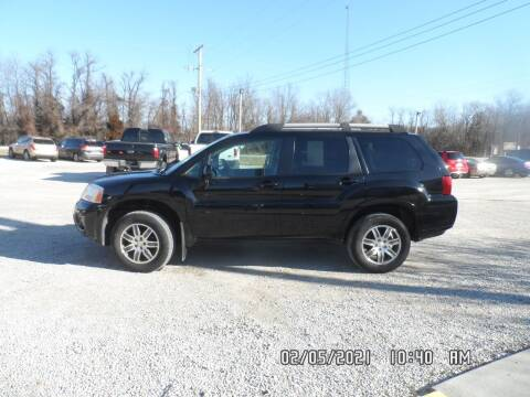 2008 Mitsubishi Endeavor for sale at Town and Country Motors in Warsaw MO