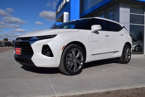 2021 Chevrolet Blazer for sale at Tripe Motor Company in Alma NE