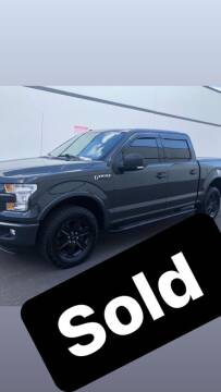 2016 Ford F-150 for sale at EXPRESS AUTO GROUP in Phoenix AZ