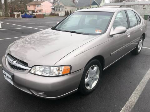 2000 Nissan Altima for sale at EZ Auto Sales , Inc in Edison NJ