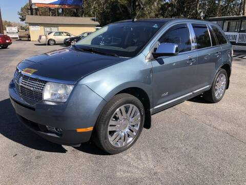 2010 Lincoln MKX for sale at Auto Cars in Murrells Inlet SC
