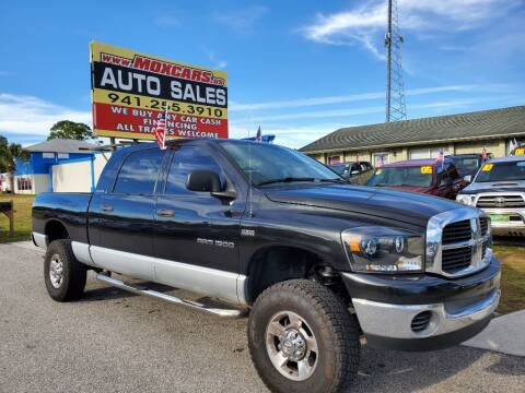 2006 Dodge Ram Pickup 1500 for sale at Mox Motors in Port Charlotte FL