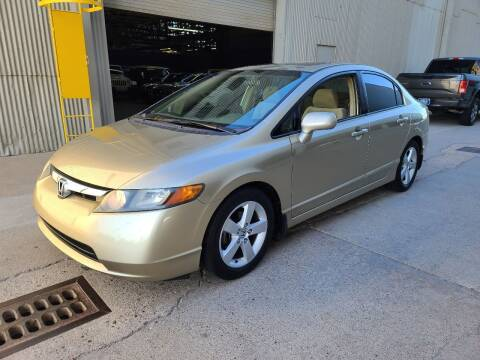 2008 Honda Civic for sale at NEW UNION FLEET SERVICES LLC in Goodyear AZ