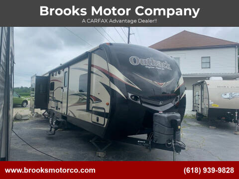 2015 Keystone Outback for sale at Brooks Motor Company in Columbia IL