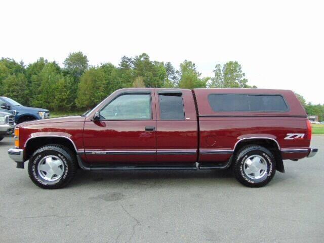 1998 Chevrolet C/K 1500 Series for sale at E & M AUTO SALES in Locust Grove VA