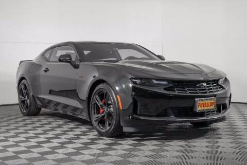2021 Chevrolet Camaro for sale at Chevrolet Buick GMC of Puyallup in Puyallup WA